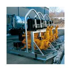 Pompes centrifuges (Mise en groupe CPI)
